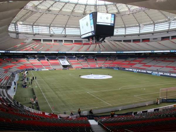 BC Place Stadium (Vancouver, British Columbia)