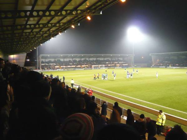 The SMISA Stadium (Paisley)