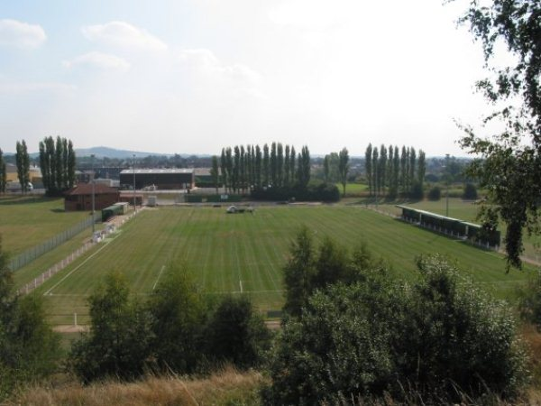Owen Street Sports Ground (Coalville, Leicestershire)