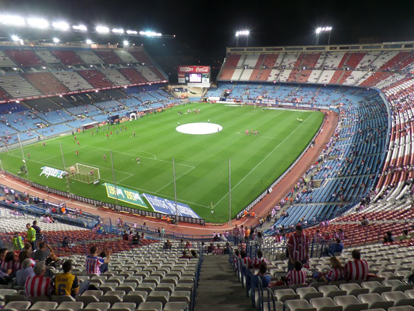 Estadio Vicente Calderón (Madrid)