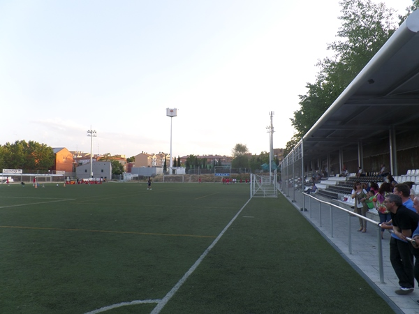 Estadio La Mina de Carabanchel (Madrid)