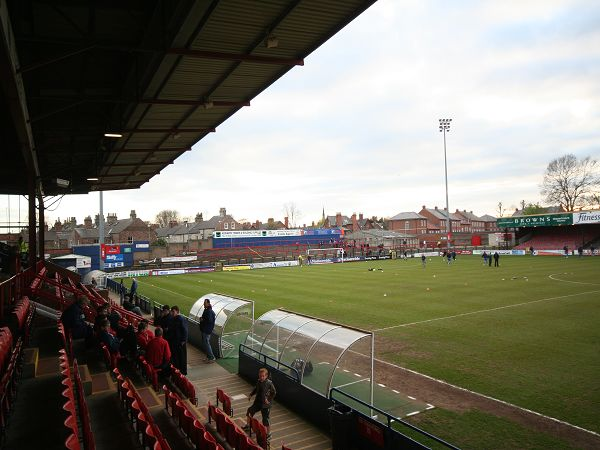 Bootham Crescent (York, North Yorkshire)