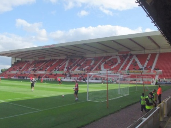The County Ground (Swindon, Wiltshire)