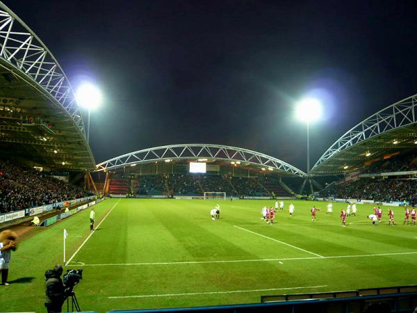 The John Smith's Stadium (Huddersfield, West Yorkshire)