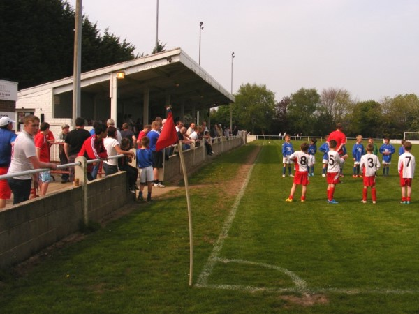 King George V Ground (Guisborough, North Yorkshire)