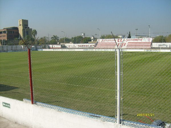 Estadio Claudio Chiqui Tapia (Capital Federal, Ciudad de Buenos Aires)