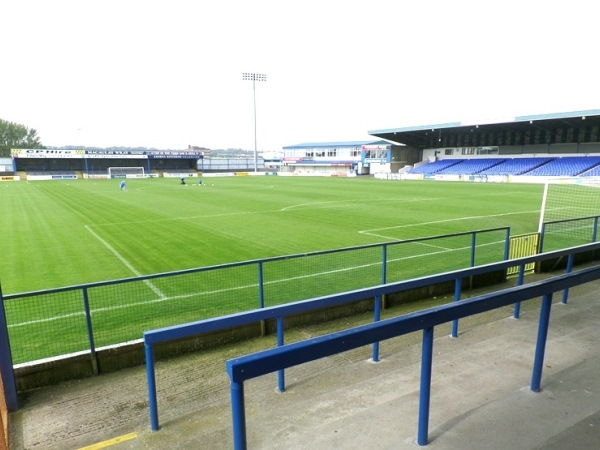 The Showgrounds (Coleraine)