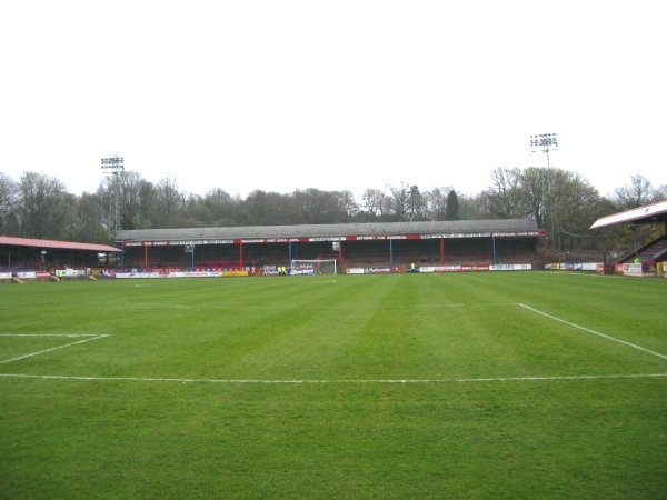Electrical Services Stadium (Aldershot, Hampshire)