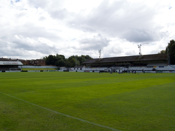 The Chorley Group Victory Park Stadium (Chorley, Lancashire)