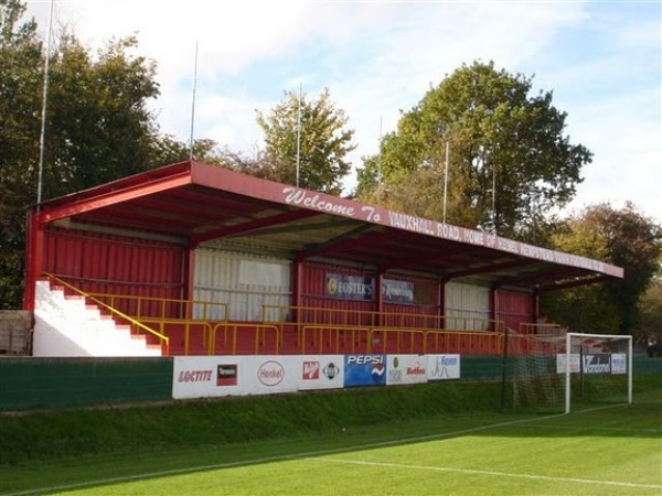 Vauxhall Ground (Hemel Hempstead, Hertfordshire)