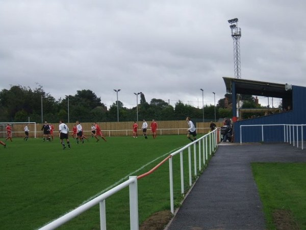 Greenfields Sports Ground (Market Drayton, Shropshire)