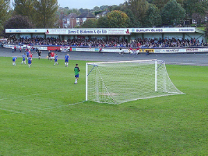 Lyme Valley Stadium (Newcastle-under-Lyme, Staffordshire)