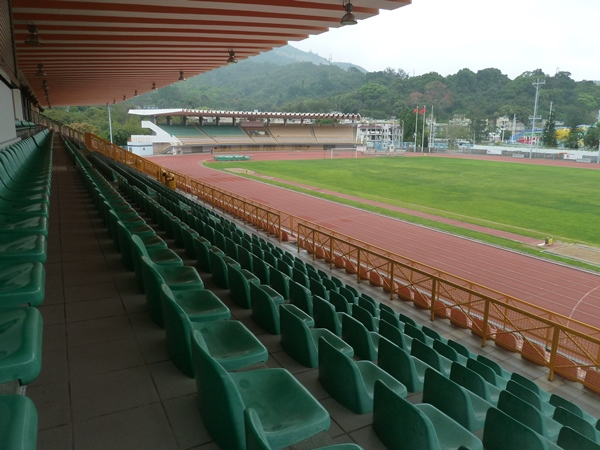 Tai Po Sports Ground (Tai Po)