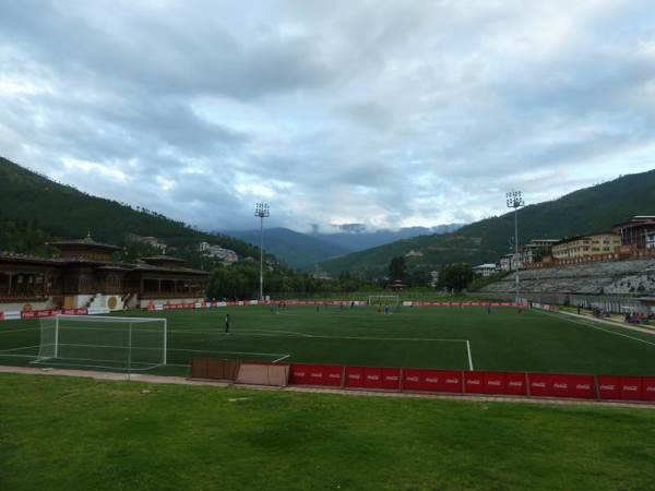 Changlimithang National Stadium (Thimphu)
