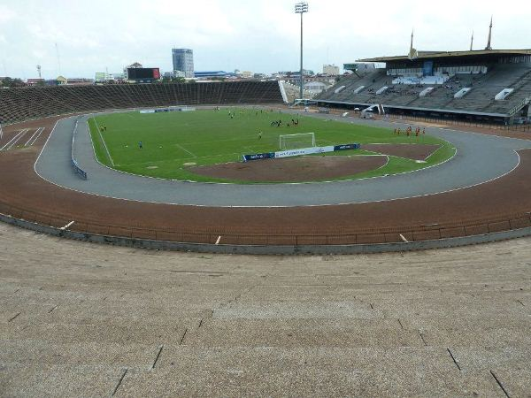 Phnom Penh National Olympic Stadium (Phnom Penh)