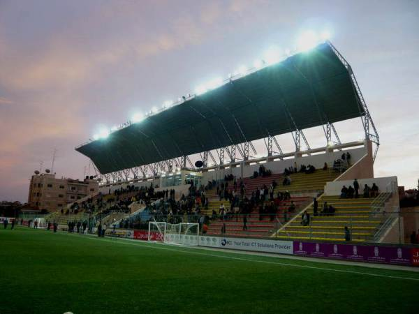 Faisal Al-Husseini International Stadium (Al-Ram)