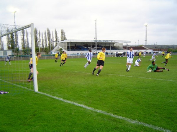 Harry Abrahams Stadium (London)