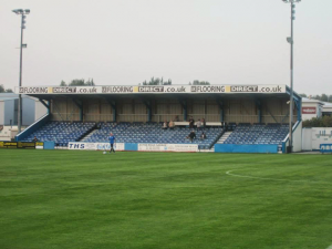The A1 Gasforce Stadium (Nuneaton, Warwickshire)