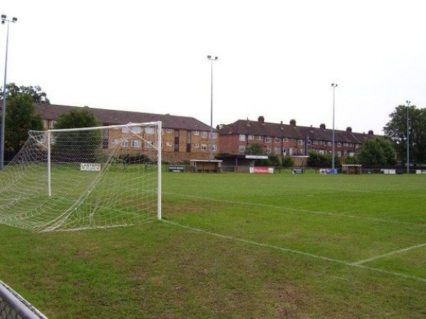 The Pakex Stadium (Potters Bar, Hertfordshire)