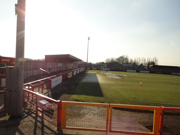 Help For Heroes Stadium (Northwich, Cheshire)