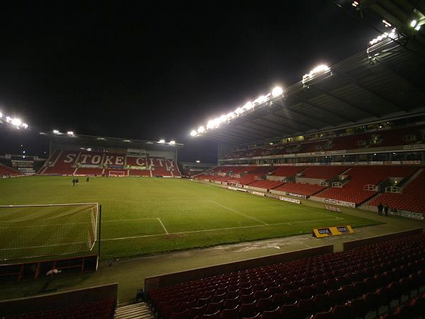 Bet365 Stadium (Stoke-on-Trent, Staffordshire)