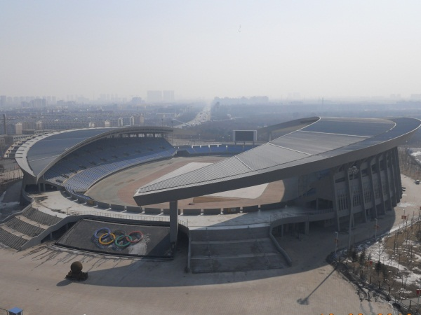 Tiexi New District Sports Center (Shenyang)