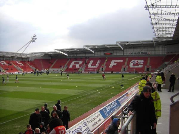 AESSEAL New York Stadium (Rotherham, South Yorkshire)