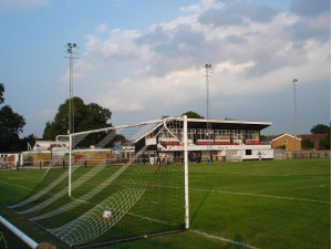 The Herds Renault Stadium (West Molesey, Surrey)