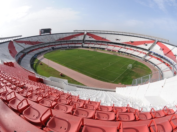 Estadio Monumental Antonio Vespucio Liberti (Capital Federal, Ciudad de Buenos Aires)