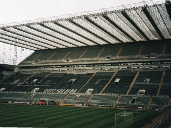 St. James' Park (Newcastle upon Tyne)