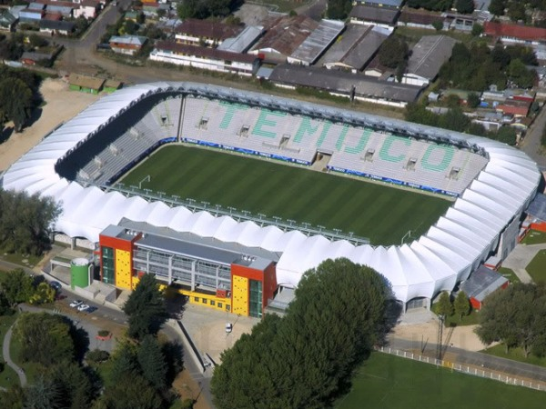 Estadio Municipal Bicentenario Germán Becker (Temuco)