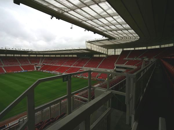 Riverside Stadium (Middlesbrough)