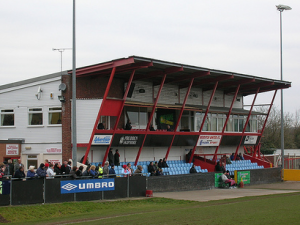 The Valley Stadium (Redditch, Worcestershire)