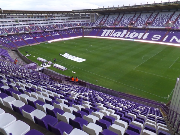 Estadio Municipal José Zorrilla (Valladolid)