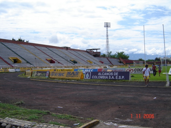 Estadio Guillermo Plazas Alcid (Neiva)