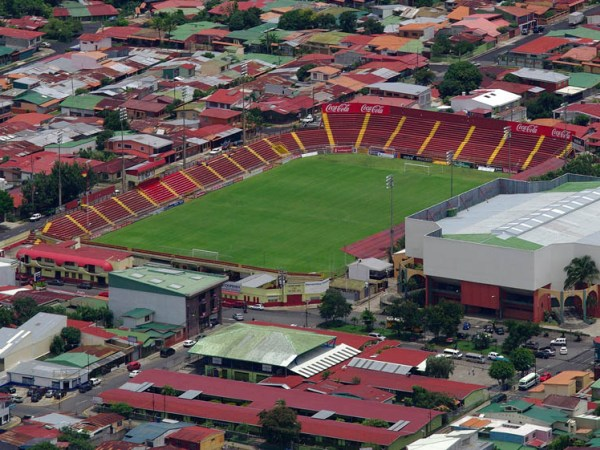 Estadio Eladio Rosabal Cordero (Heredia)