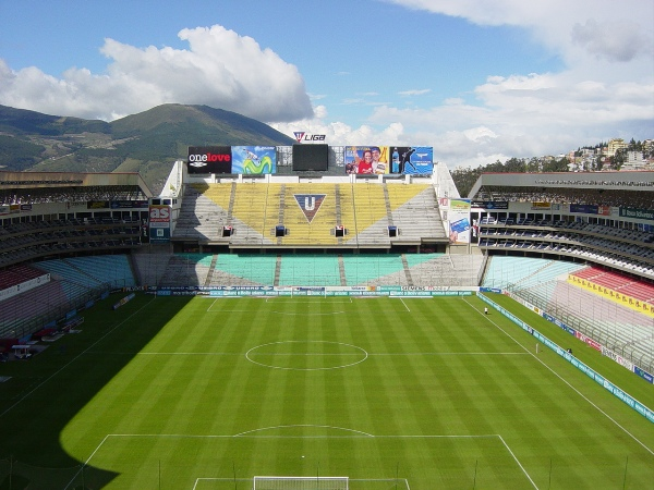Estadio de Liga Deportiva Universitaria (Quito)