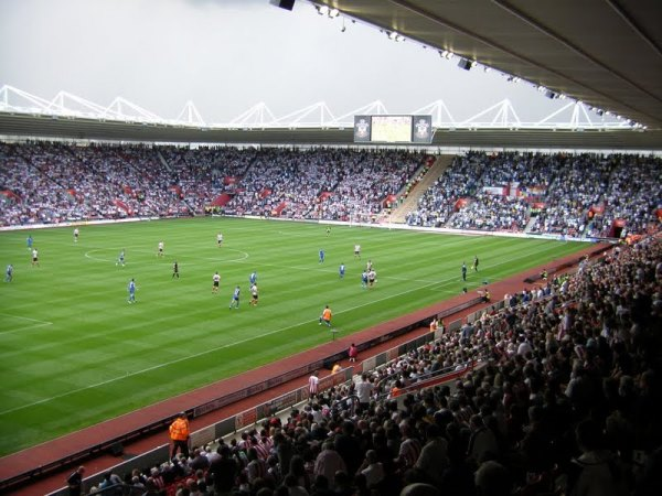 St. Mary's Stadium (Southampton, Hampshire)