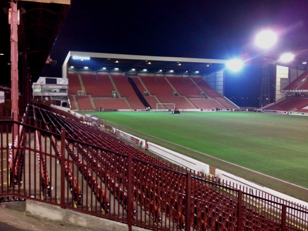 Oakwell Stadium (Barnsley, South Yorkshire)