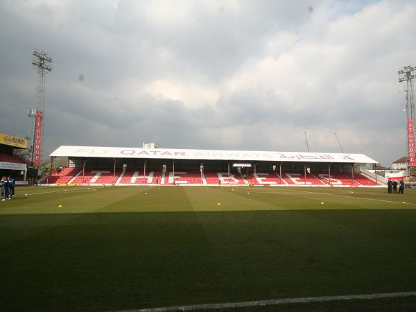 Griffin Park (Brentford, Middlesex)