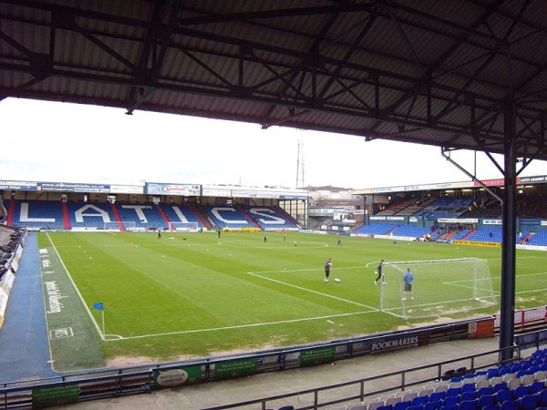 Boundary Park (Oldham, Greater Manchester)