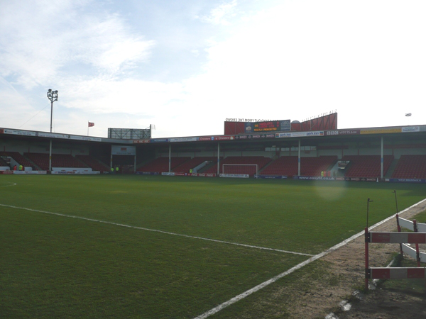 The Banks's Stadium (Walsall, West Midlands)