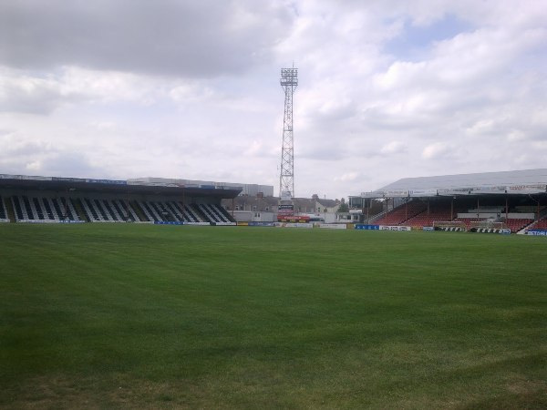 Blundell Park (Cleethorpes, North East Lincolnshire)