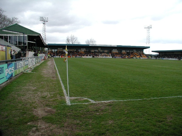 Plainmoor Ground (Torquay, Devon)