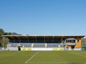The Perrys Crabble Stadium (Dover, Kent)