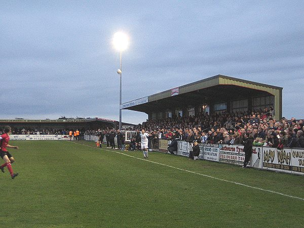 Priory Lane Stadium (Eastbourne, East Sussex)