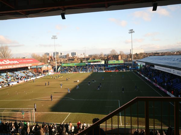 Edgeley Park (Stockport, Greater Manchester)