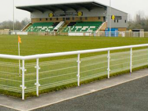 The Weaver Stadium (Nantwich, Cheshire)