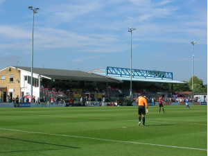 The Glass World Stadium (Impington, Cambridgeshire)