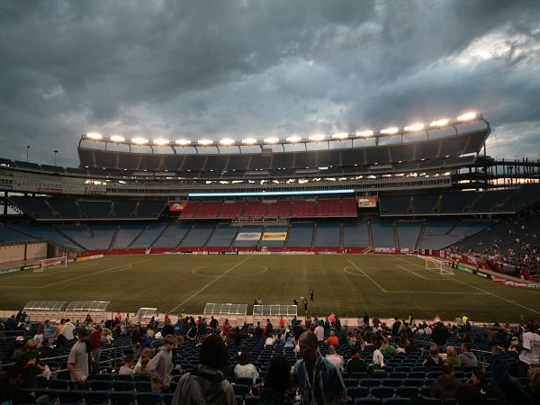 Gillette Stadium (Foxborough, Massachusetts)